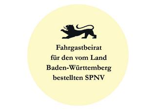 Logo Fahrgastbeirat Baden-Württemberg